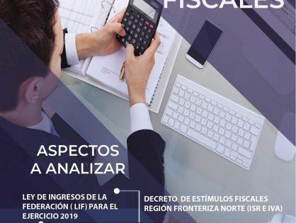 Reformas Fiscales 2019
